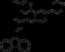 Fmoc-6-piperazin-1-yl-4(3H)-quinazolinone-3-acetic acid