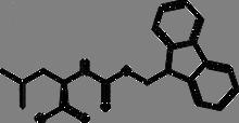 Fmoc-D-leucyl chloride