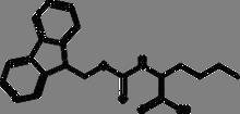Fmoc-DL-norleucine