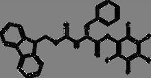 Fmoc-D-phenylalanine pentafluorophenyl ester