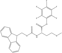 Fmoc-L-methionine pentafluorophenyl ester