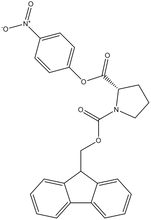 Fmoc-L-proline 4-nitrophenyl ester
