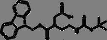 Fmoc-N-(2-Boc-aminoethyl)glycine