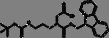Fmoc-N-(3-Boc-aminopropyl)-glycine