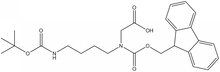 Fmoc-N-(4-Boc-aminobutyl)glycine