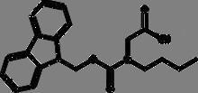 Fmoc-N-(butyl)glycine