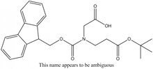 Fmoc-N-(tert-butyloxycarbonylethyl)glycine