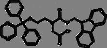 Fmoc-N-[2-(tritylmercapto)ethyl]glycine