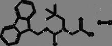 Fmoc-neopentylglycine hydrochloride
