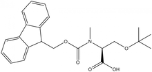 Fmoc-N-methyl-O-tert-butyl-L-serine