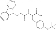 Fmoc-N-methyl-O-tert-butyl-L-tyrosine