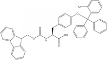 Fmoc-O-2-chlorotrityl-L-tyrosine