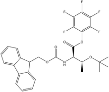 Fmoc-O-tert-butyl-D-threonine pentafluorophenyl ester
