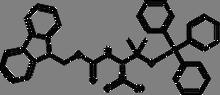 Fmoc-S-trityl-D-penicillamine