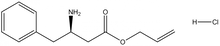 L-b-Homophenylalanine allyl ester hydrochloride