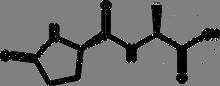 L-Pyroglutamyl-L-alanine