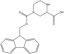 N4-Fmoc-piperazine-2-carboxylic acid