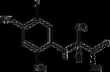 Na-(2,4-Dinitro-5-fluorophenyl)-L-alanine amide