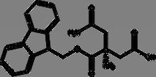 Nb-Fmoc-L-b-glutamine