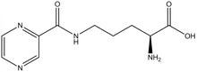 Nd-Pyrazinylcarbonyl-L-ornithine