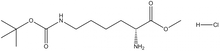 Ne-Boc-D-lysine methyl ester hydrochloride