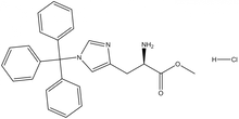 Nim-Trityl-D-histidine methyl ester hydrochloride