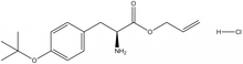 O-tert-Butyl-L-tyrosine allyl ester hydrochloride