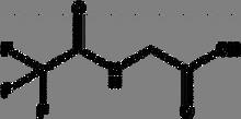 Trifluoroacetyl glycine
