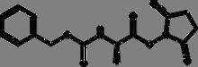 Z-D-alanine-N-hydroxysuccinimide ester