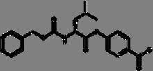Z-D-leucine 4-nitrophenyl ester