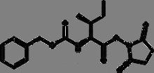 Z-L-isoleucine-N-hydroxysuccinimide ester