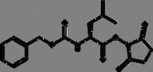 Z-L-leucine-N-hydroxysuccinimide ester