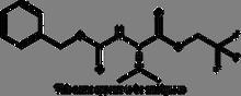 Z-L-valine trifluoroethyl ester