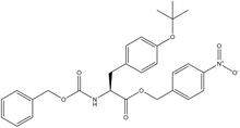 Z-O-tert-butyl-L-tyrosine 4-nitrobenzyl ester