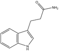 Indole-3-propionamide 2.5 g