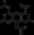 α,β-D-Mannose pentaacetate