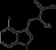 4-Fluoro-DL-tryptophan