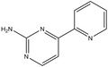 4-(2-pyridinyl)-2-pyrimidinamine 500 mg