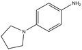 4-(1-pyrrolidinyl)aniline 500 mg