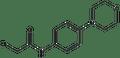 2-chloro-N-(4-morpholinophenyl)acetamide 500 mg