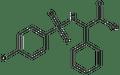 2-{[(4-chlorophenyl)sulfonyl]amino}-2-phenylacetic acid 500 mg