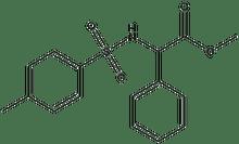 methyl 2-{[(4-methylphenyl)sulfonyl]amino}-2-phenylacetate 500 mg
