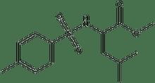 methyl 4-methyl-2-{[(4-methylphenyl)sulfonyl]amino}pentanoate 500 mg