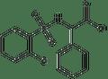 2-{[(2-chlorophenyl)sulfonyl]amino}-2-phenylacetic acid 500 mg