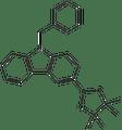 9-Benzyl-3-(4,4,5,5-tetramethyl-[1,3,2]dioxaborolan-2-yl)-9H-carbazole 1g
