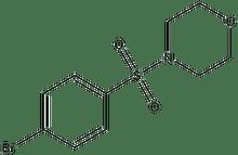 4-Bromobenzenesulfonyl morpholine 1g