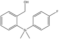 {2-[(4-Fluoro-phenyl)-dimethyl-silanyl]-phenyl}-methanol 1g