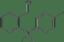 [2-(Dimethyl-p-tolyl-silanyl)-phenyl]-methanol 1g