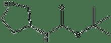 (R)-3-(+)-(Boc-amino)pyrrolidine 1g
