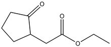 Ethyl 2-oxocyclopentylacetate 1g